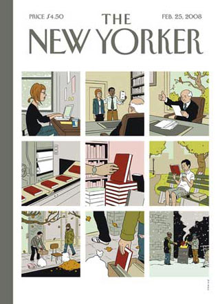 The New Yorker Feb 25, 2008